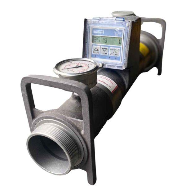 Firemaster Flow meter
