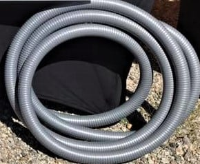 38mm PVC suction fire hose