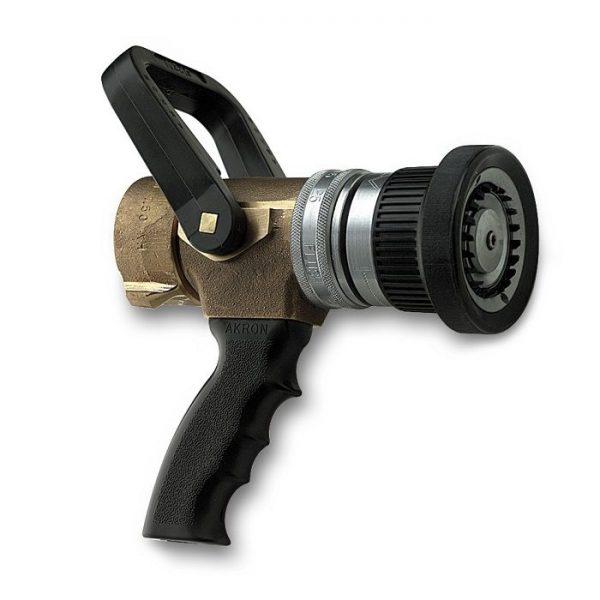industrial turbojet nozzle