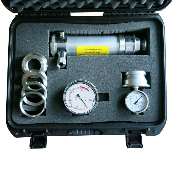 Giddens Hydrant Flow Meter
