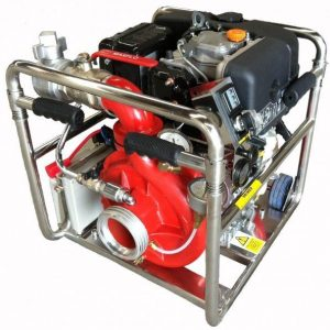 D400 portable fire pump