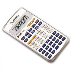 Akron firecalc calculator