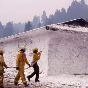 Class A Fire Fighting Foam