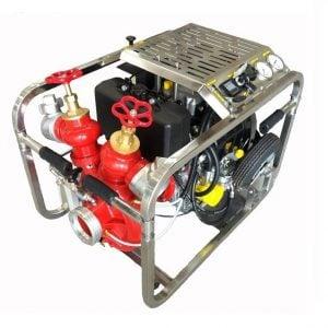 D600 Phoenix Diesel Portable Fire Pump