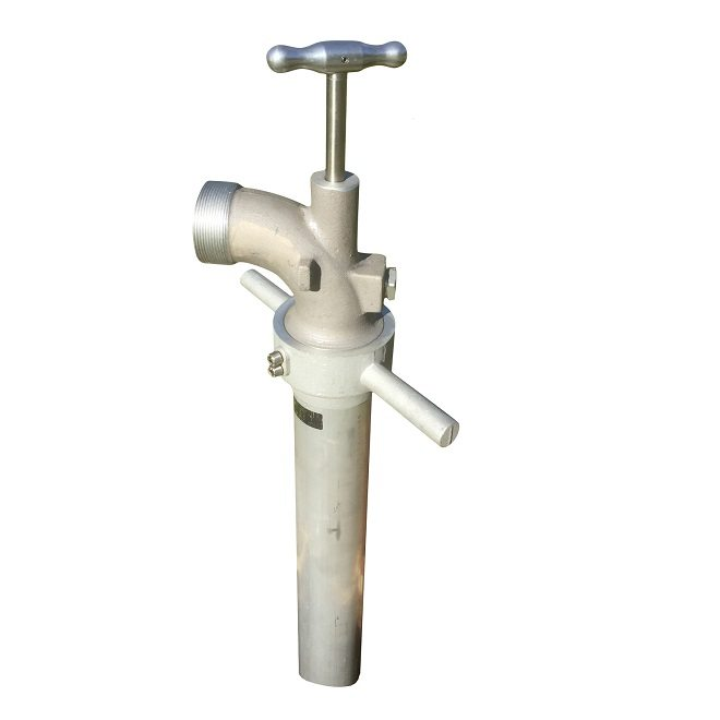 Unmetered Standpipe - Single Head