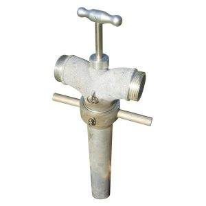 Unmetered Standpipe Double Head