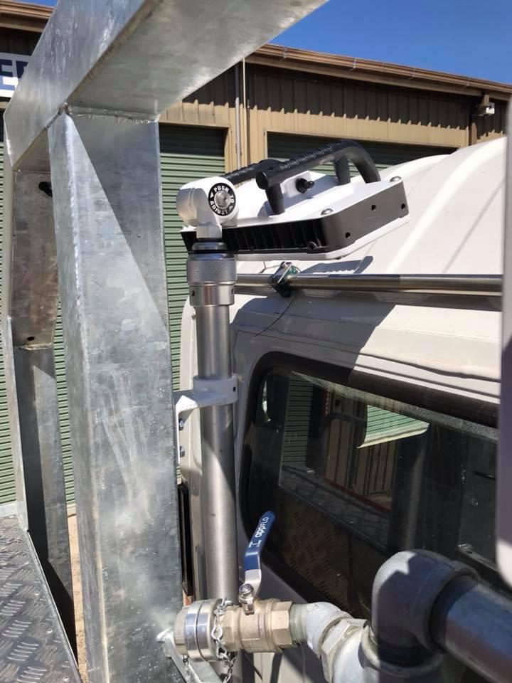 Revel Scene Light truck