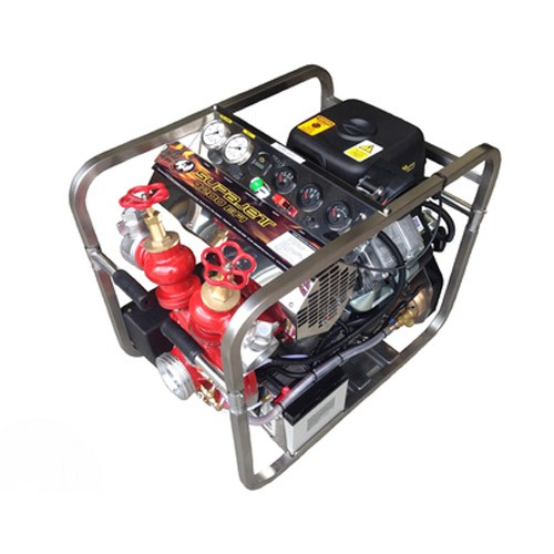 SupaJet 1200 Portable Fire Pump
