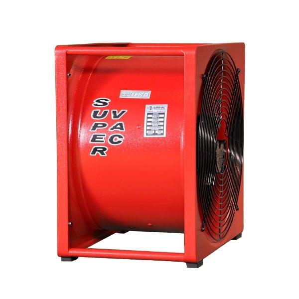 Supervac P124SE Electric Hazardous Location Smoke Ejector