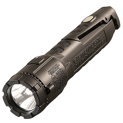 LED Flashlight with Magnetic Clip