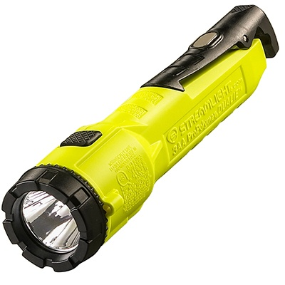 Dualie LED Flashlight with Magnetic Clip