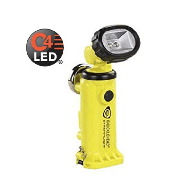 knucklehead rechargeable yellow
