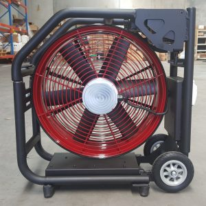 ppv battery operated fan