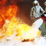 versatile fire fighting foam
