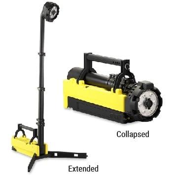 scenelight portable