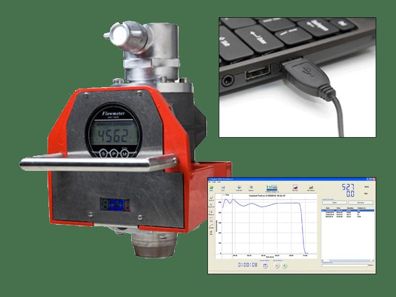 Flowmaster flowmeter