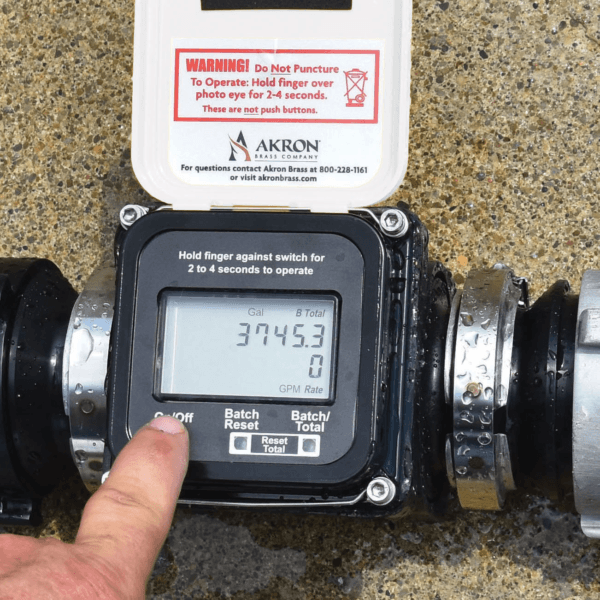 Akroflow Portable Flow Meter