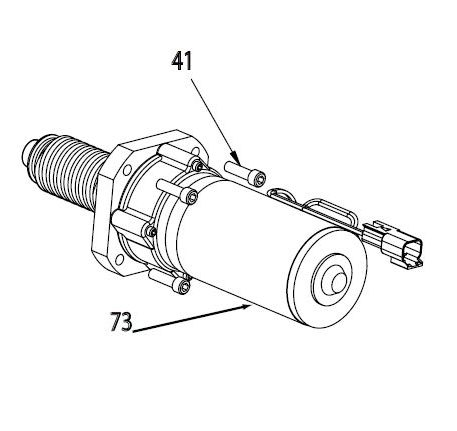 3491 motor assembly part