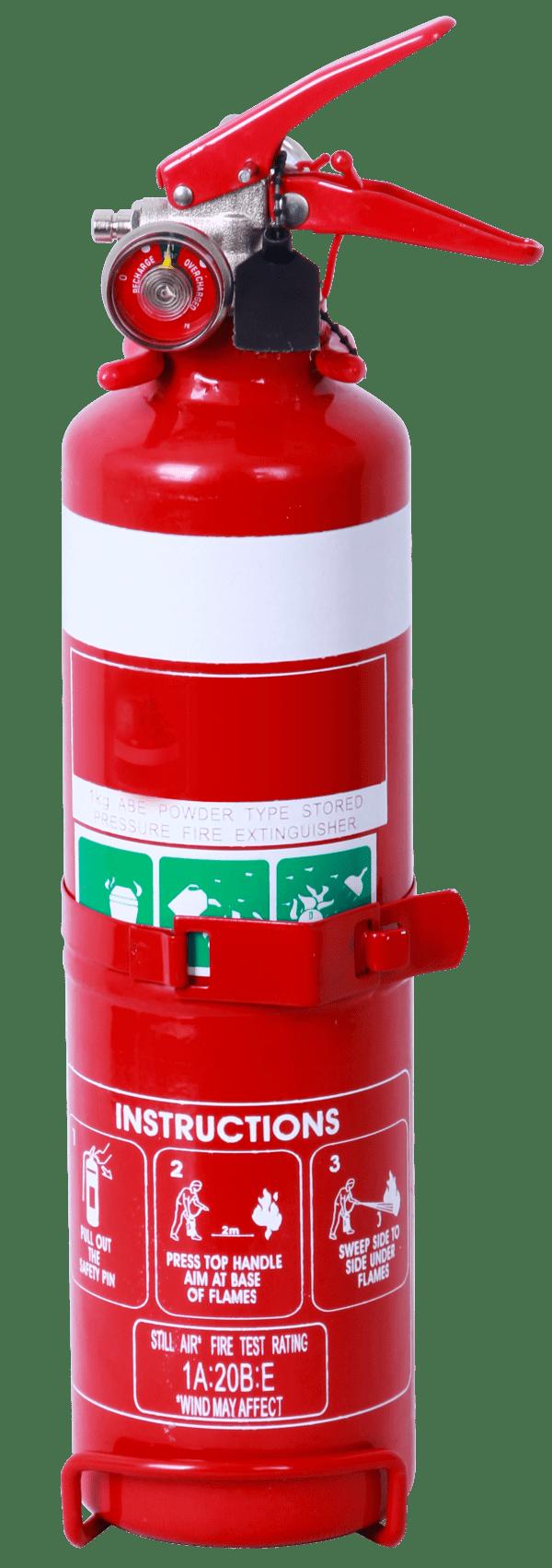 ABE Fire Extinguisher Dry Powder