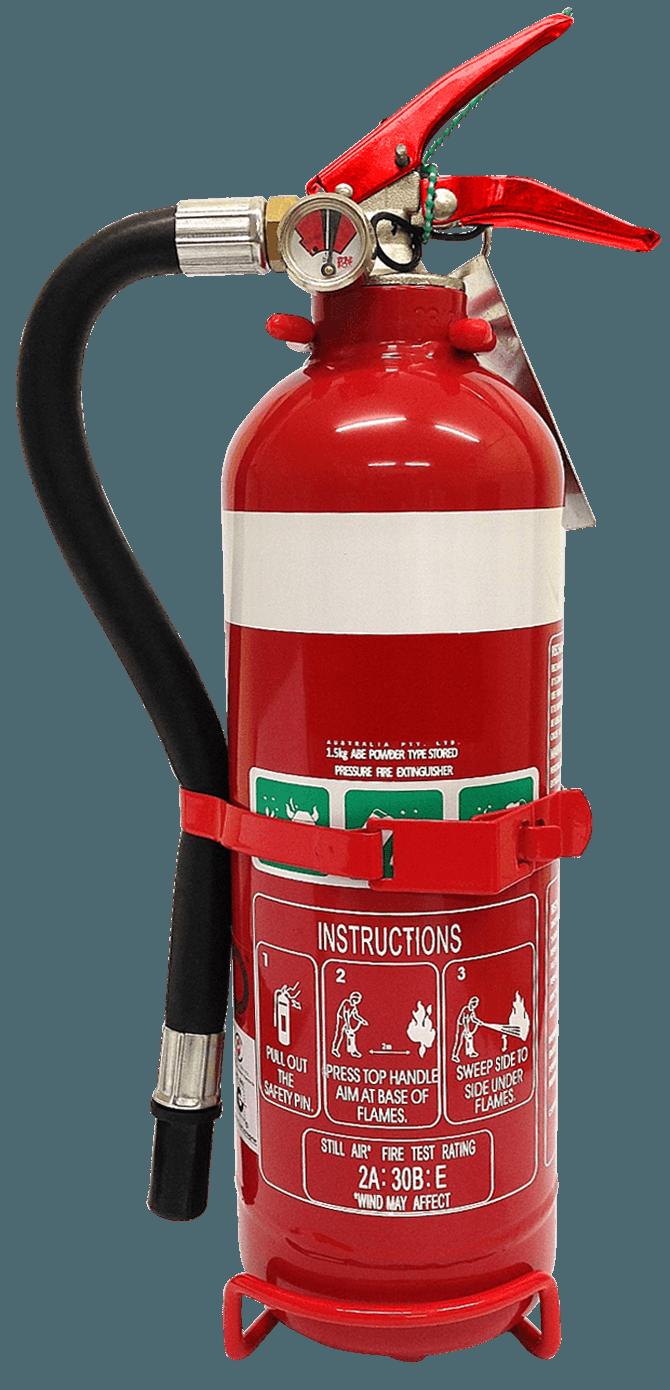 ABE Dry Powder extinguisher