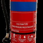 Fluorine Free Foam Extinguisher