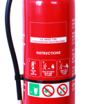 Fire extinguisher Air Water