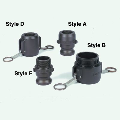 Cam and Groove Adapters