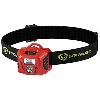 ATEX rated headlamp