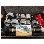 Hose Reel flow meter kit