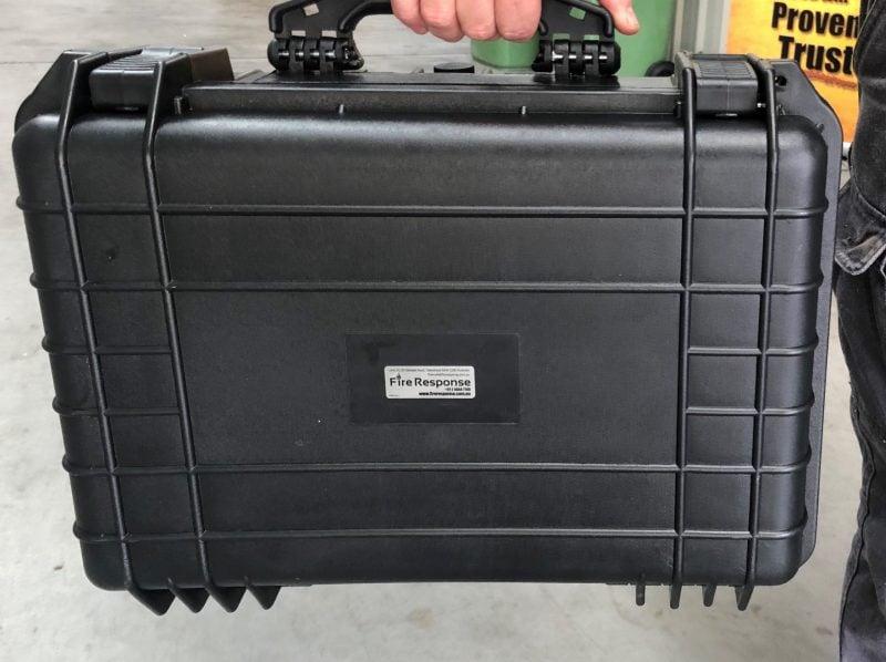 Hose Reel flow meter kit