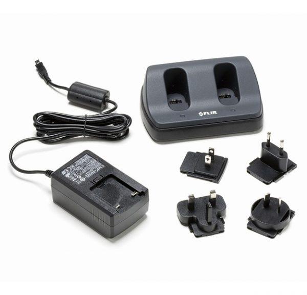 FLIR battery charger