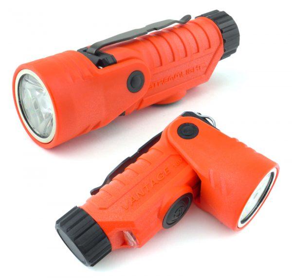 Vantage 180 flashlight
