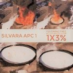 Silvara APC1 fluorine free foam