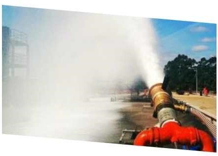 water cannon mining