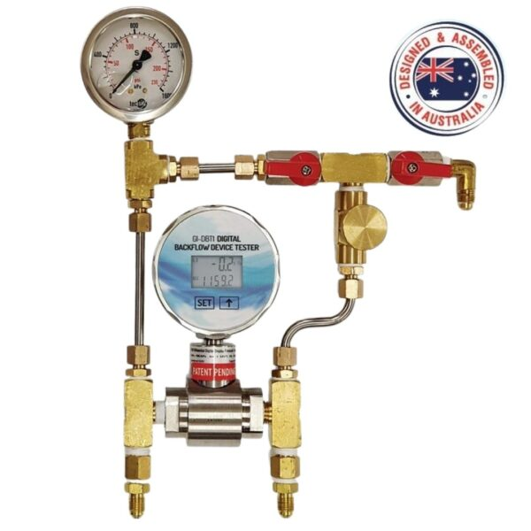 Backflow Prevention Device Tester